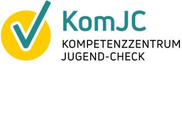 Logo des Kompetenzzentrums Jugend-Check (KomJC)
